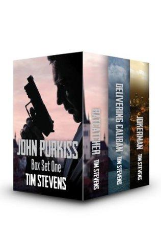 John Purkiss Box Set One: RATCATCHER, DELIVERING CALIBAN, JOKERMAN (John Purkiss Action Thriller Bundle Series Book 1)