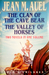The Clan of the Cave Bear + The Valley of Horses by Jean M. Auel