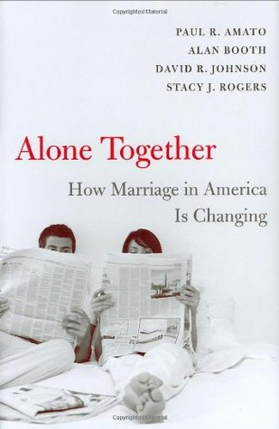 Alone Together by Paul R. Amato