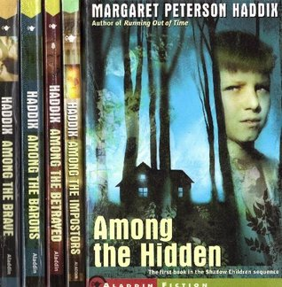 Among the Hidden, Among the Impostors, Among the Betrayed, Among the Barrons, Among the Brave (Shadow Children Series, 1-5)