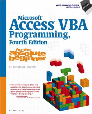microsoft-access-vba-programming-for-the-absolute-beginner-fourth-edition