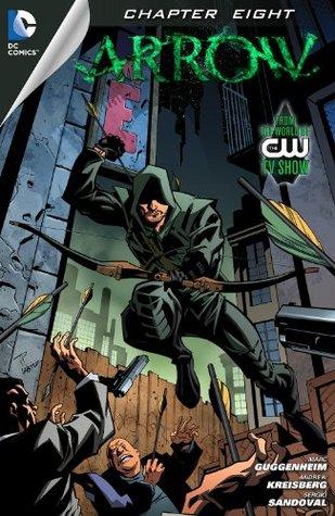 Arrow (2012- ) #8