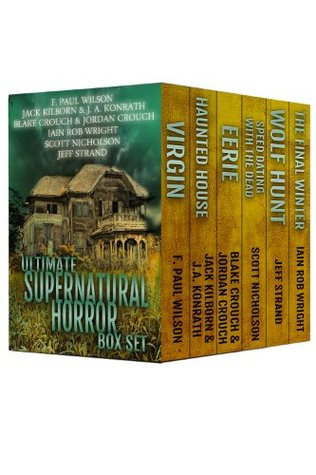 Ultimate Supernatural Horror Box Set