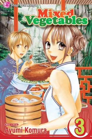 Ebook Mixed Vegetables, Vol. 3 by Ayumi Komura (小村あゆみ) TXT!