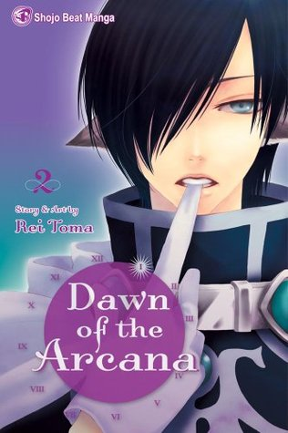 Dawn of the Arcana, Vol. 02 by Rei Toma