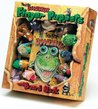 Ten Little Dinosaurs Finger Puppet and Board Book with Finger Puppets (Eyeball Animation!)