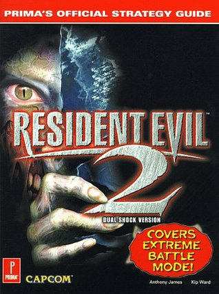 Resident Evil 2: Official Strategy Guide
