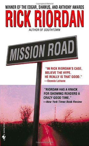 Mission Road (Tres Navarre, #6)