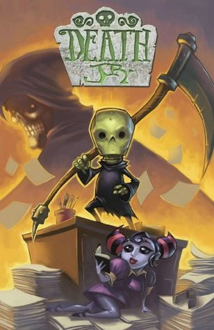 Death Jr. Volume 2 by Gary Whitta