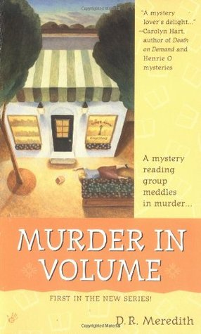 Murder in Volume by D.R. Meredith