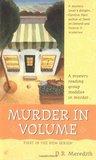 Murder in Volume (Megan Clark, #1)