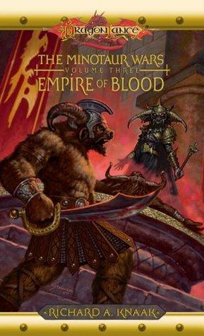 Empire of Blood by Richard A. Knaak