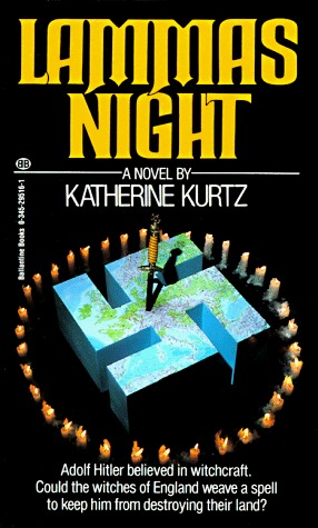 Lammas Night by Katherine Kurtz
