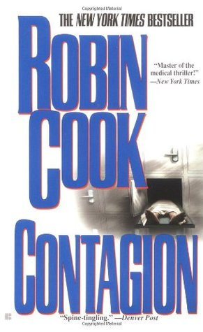 Contagion (Jack Stapleton & Laurie Montgomery, #2)