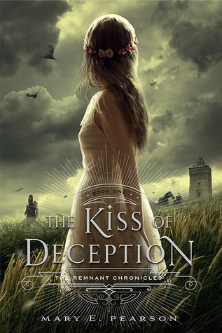Image result for the kiss of deception cover