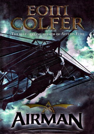 Image result for The Airman by Eoin Colfer