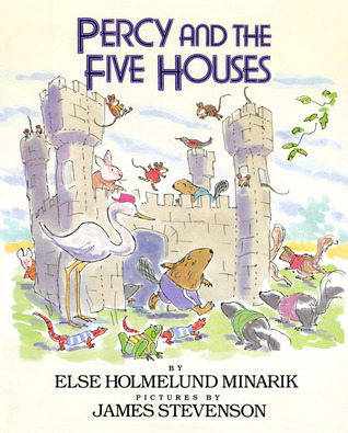 Percy And The Five Houses