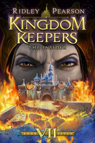 The Insider (Kingdom Keepers, #7)