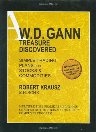 W. D. Gann Treasure Discovered: Simple Trading Plans for Stocks & Commodities (Book and DVD)