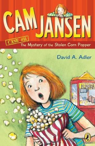 The Mystery of the Stolen Corn Popper