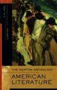 The Norton Anthology of American Literature by Nina Baym