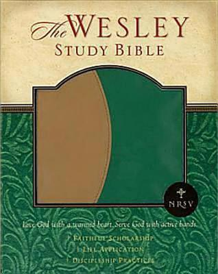 Wesley Study Bible-NRSV by Joel B. Green