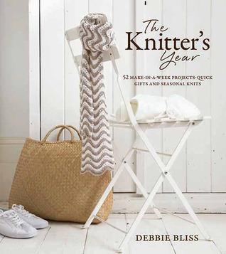 The Knitter's Year by Debbie Bliss