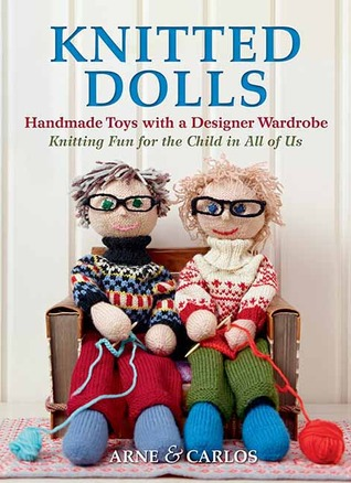 Knitted Dolls by Arne Nerjordet