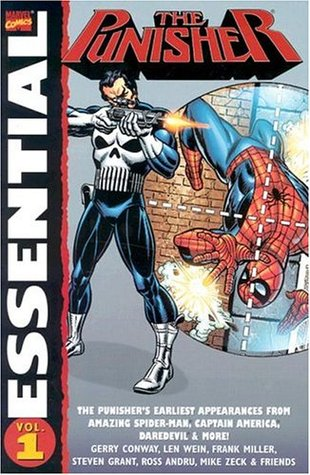 Essential Punisher, Volume 1 by Gerry Conway