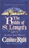 The Riddle of St. Leonard's (Owen Archer, #5)