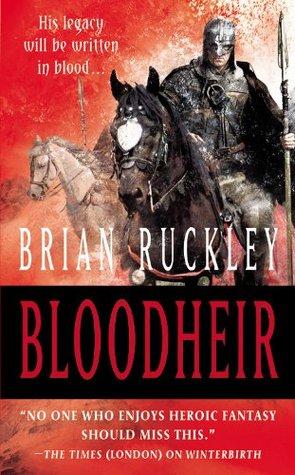 Bloodheir by Brian Ruckley