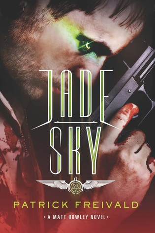 Jade Sky (Matt Rowley, #1)
