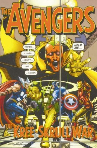 The Avengers by Roy Thomas