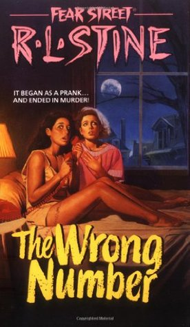 The Wrong Number (Fear Street, #5)