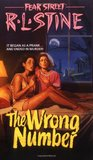 The Wrong Number by R.L. Stine