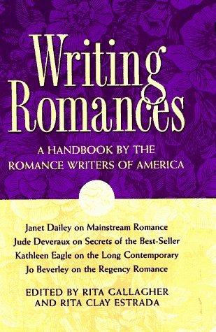 Writing Romances by Rita Gallagher