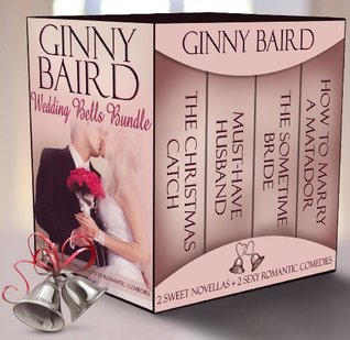 Wedding bells bundle four fun romantic comedies by ginny baird 20557261 fandeluxe Image collections