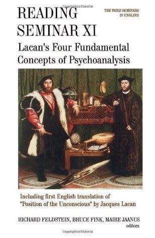 Reading Seminar XI by Richard Feldstein