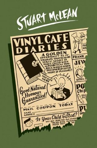Vinyl Cafe Diaries by Stuart McLean