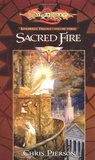 Sacred Fire (Dragonlance: Kingpriest, #3)
