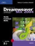 Macromedia Dreamweaver MX 2004: Complete Concepts and Techniques