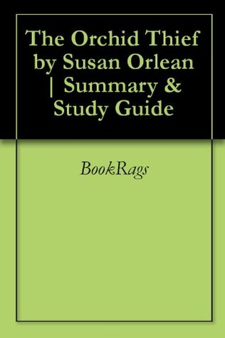 analysis of susan orleans the orchid thief Writer susan orlean made a name for herself with books like the orchid thief, rin tin tin and saturday night her new book is of a different sort, it's all about a mysterious character who.