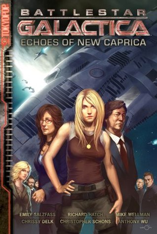 Battlestar Galactica, Volume 1 by Emily Salzfass