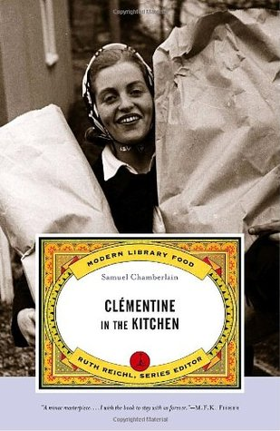 Clementine in the Kitchen by Samuel V. Chamberlain