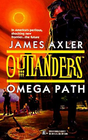 Omega Path (Outlanders, #4)