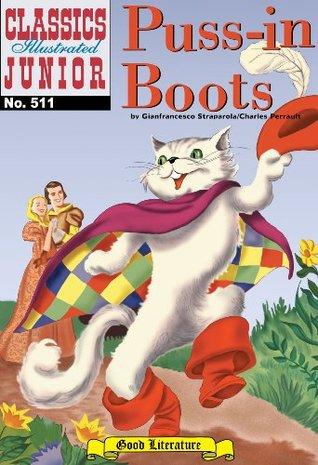 Puss-In-Boots   - Classics Illustrated Junior