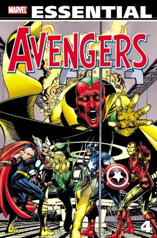 Essential Avengers, Vol. 4 by Roy Thomas