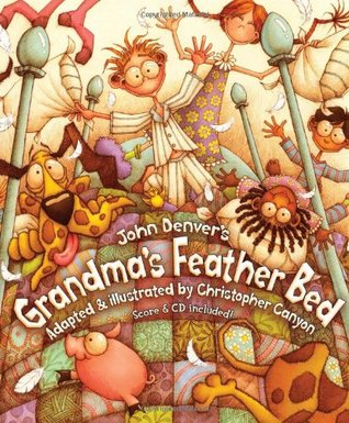 Image result for john denver grandmas feather bed book