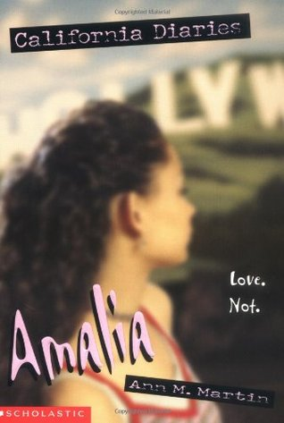 Amalia: Diary 1 (California Diaries, #4)