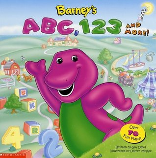 Barneys Abc 123 And More By Guy Davis